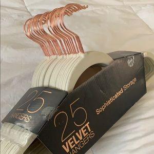 Other - Velvet Hanger - Set of 25
